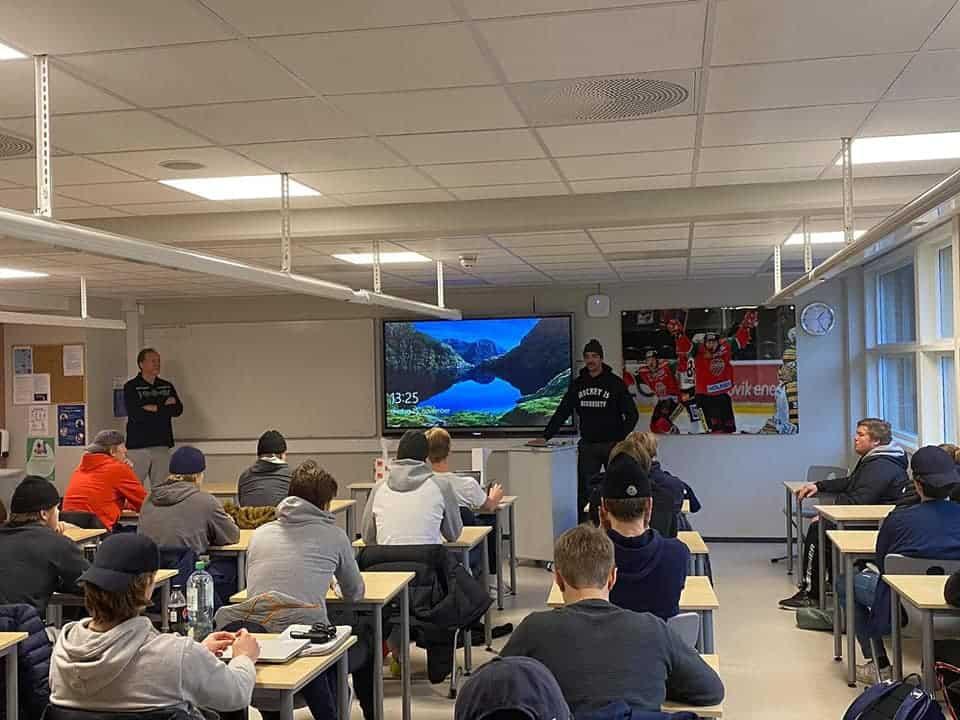 Toppidrettsgymnas in Lillehammer