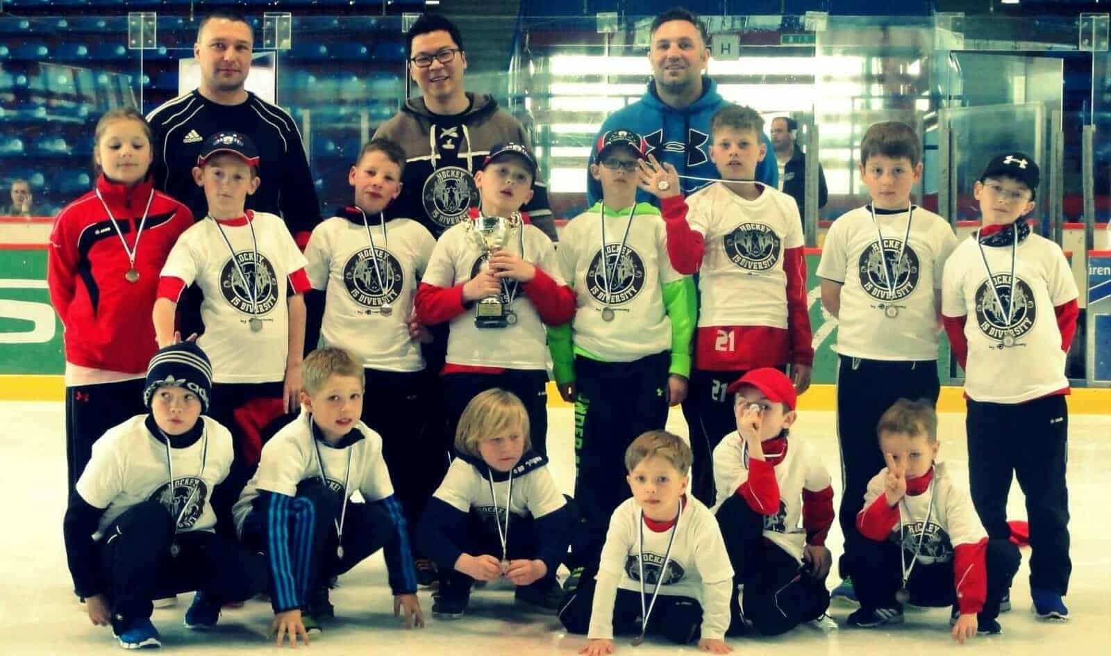 Hockey is Diversity