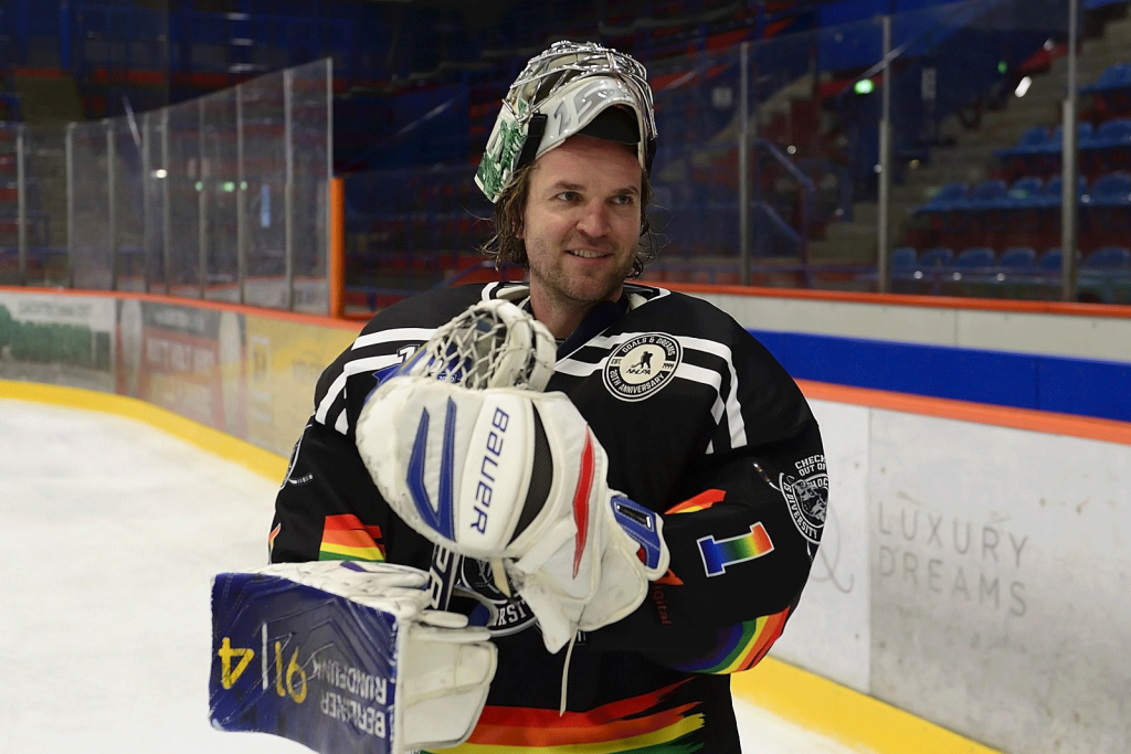 Sebastian Elwing Charity Hockey