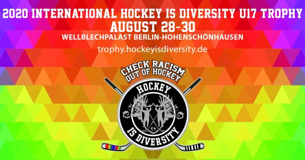 2020 International Hockey is Diversity Trophy