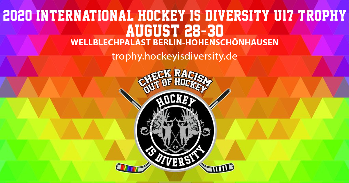 2020 International Hockey is Diversity Trophy