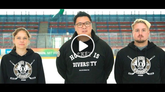 Team Hockey is Diversity 2020