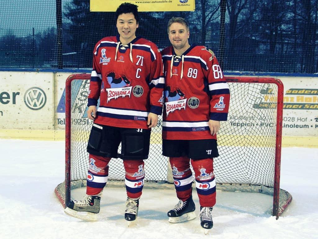 Martin Hyun & Peter Goldbach