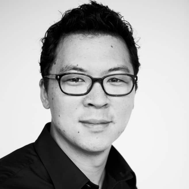 Dr. Martin Hyun Portrait