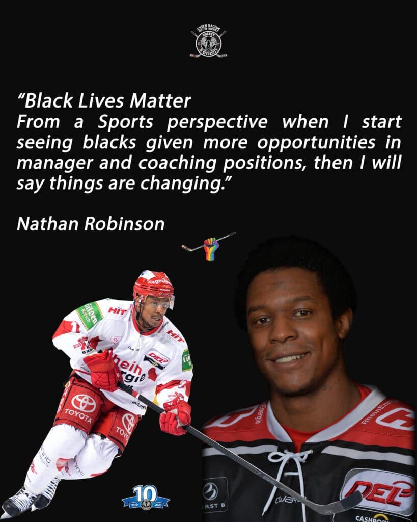 Nathan Robinson Statement