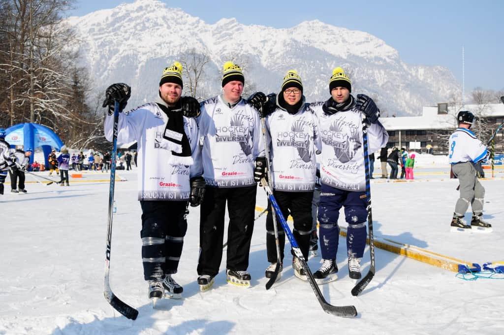 Pondhockey Riessersee