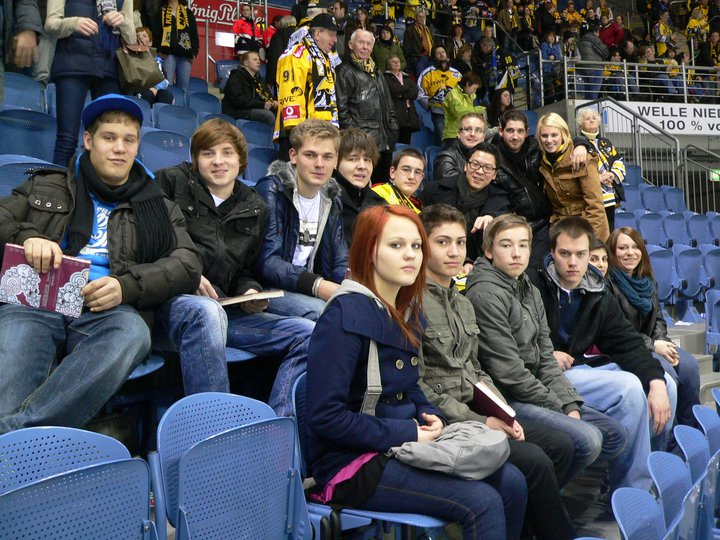 Hockey is Diversity - Schule ohne Rassismus