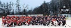 Hockey is Diversity - Hofer Eishärnla, Eisteich Hof