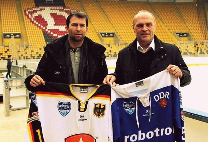 Sven Felski und Dieter Frenzel
