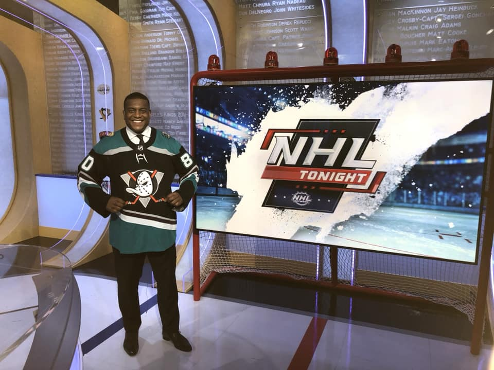 Kevin Weekes NHL Network