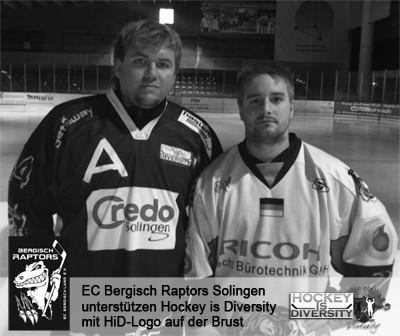 Frederik Dültgen und Peter Goldbach - Hockey is Diversity