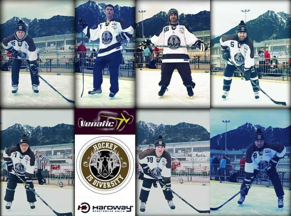Hockey is Diversity Pondhockey